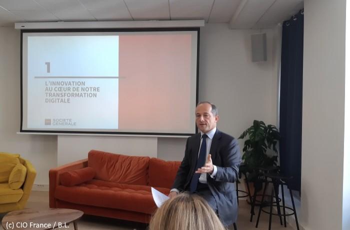 Internal Startup Call : le groupe Société Générale trouve l'auto-réinvention