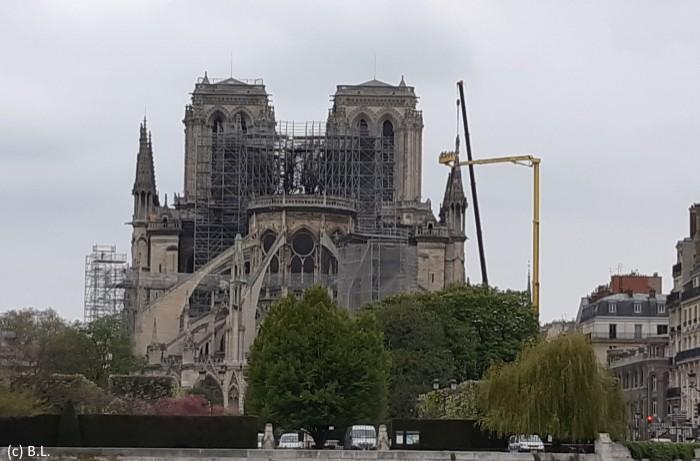 Le BIM au secours de Notre-Dame de Paris