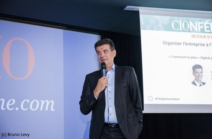 Henri Pidault succède à Benoît Tiers comme DG de eSNCF