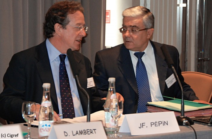 Décès de Didier Lambert, ancien président du Cigref