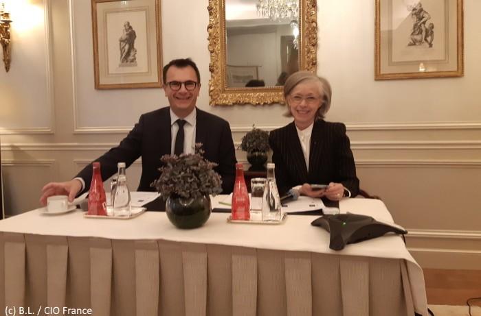 Brigitte Bouquot (présidente de l'AMRAE): «le risque numérique n'est pas un risque technique mais un risque d'entreprise»