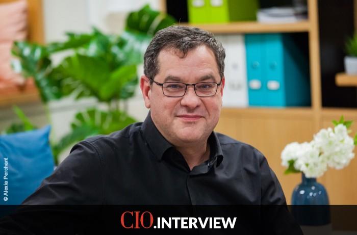 Xavier Etienne (DGA de la Française des Jeux): «l'innovation produit passe souvent par une plate-forme numérique»