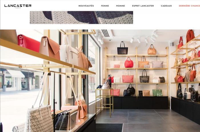 La marque Lancaster délègue le déploiement de sa plateforme e-commerce dans le cloud