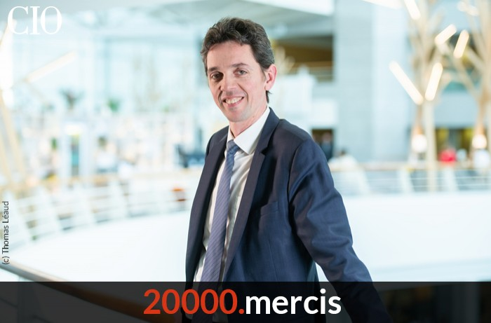 Merci à nos 20 000 membres !