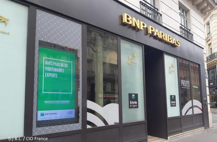 BNP Paribas : les virements victimes d'un nouvel incident informatique [MAJ]