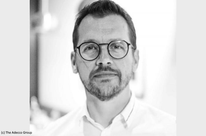 Roland Bouchut devient CIO France et Europe du Nord de The Adecco Group