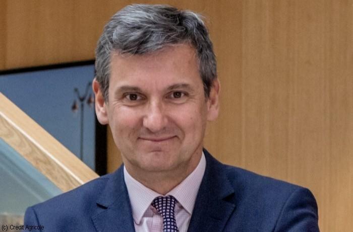Jean-Paul Mazoyer prend la direction de l'IT du Groupe Crédit Agricole