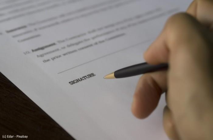 L'adoption de la signature électronique en hausse depuis le confinement