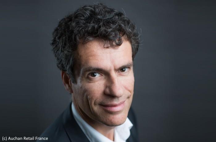 Paul Lavoquet nommé DSI de Auchan Retail France