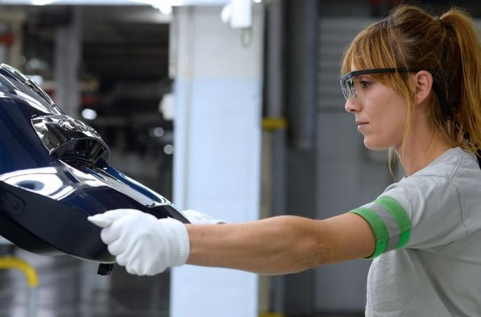 Renault économise énergie et peinture grâce à l'IA