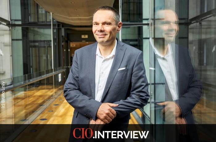 Lionel Chaine (DSI Bpifrance): «Notre ambition est d'être une FinTech avec un réseau physique»