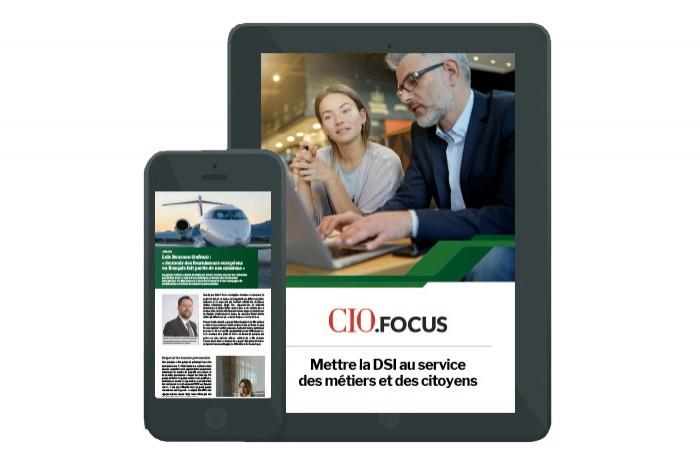 CIO.focus n°166: Mettre la DSI au service des métiers et des citoyens