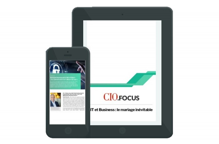 CIO.focus n°171: IT et Business, le mariage inévitable