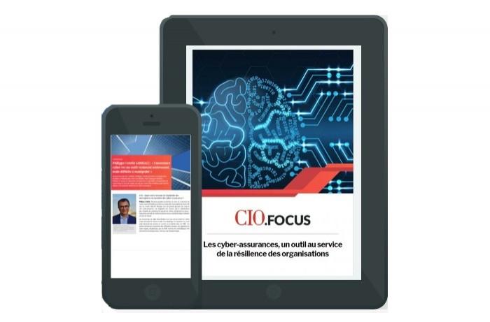 CIO.focus n°172: Les cyber-assurances, un outil au service de la résilience des organisations