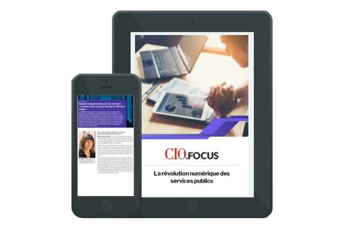 CIO.focus n°178: La révolution numérique des services publics