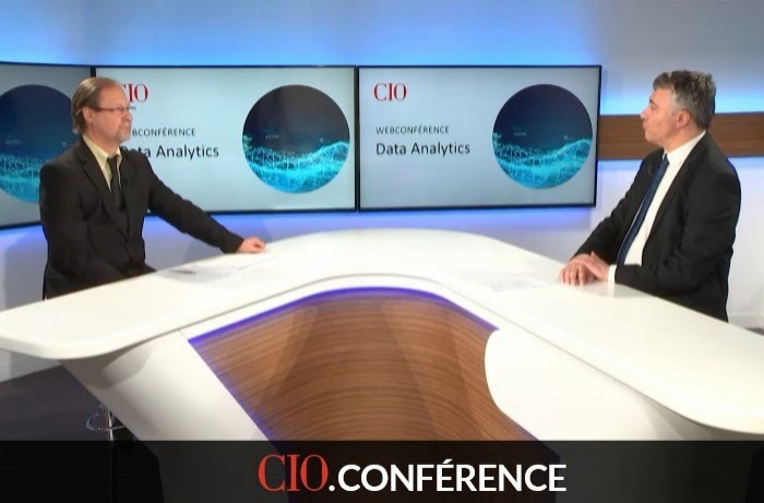 CIO.expériences Data Analytics : le replay