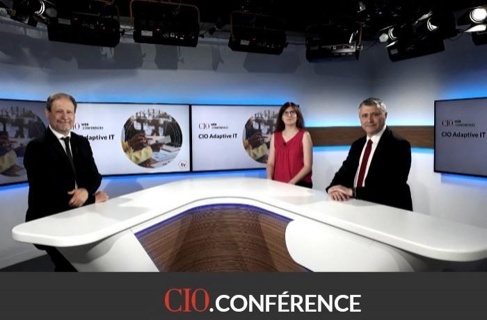 CIO.expériences Adaptive IT : le replay