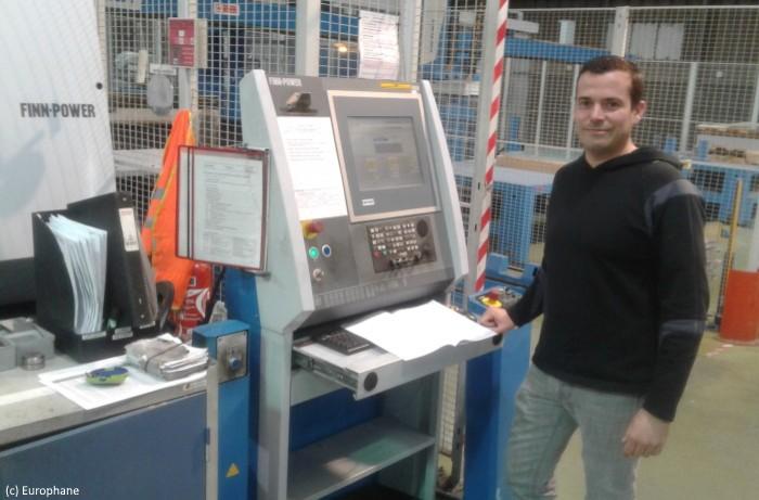 Europhane pilote sa maintenance avec une GMAO intuitive