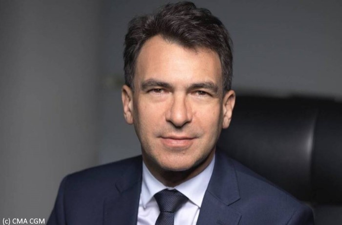 Quittant IBM France, Nicolas Sekkaki nommé CDO de CMA-CGM