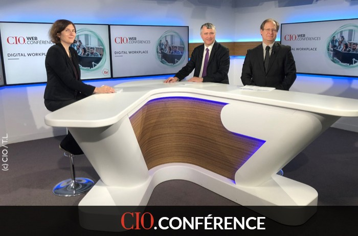 Digital Workplace : le replay de la webconférence