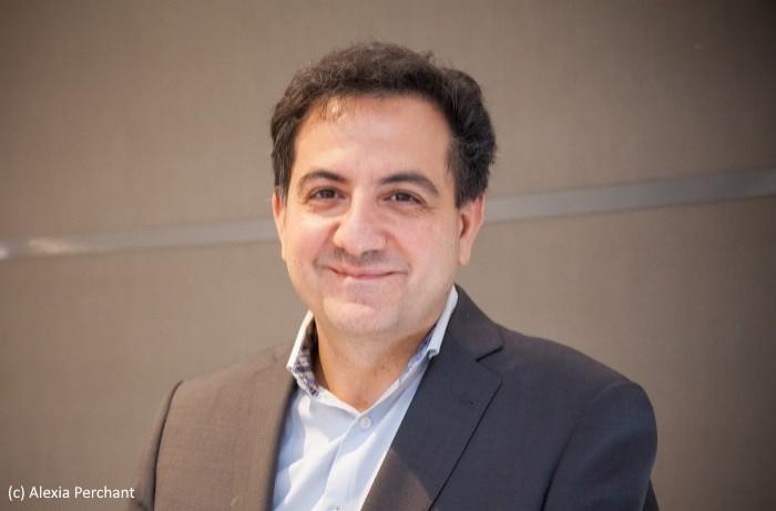 François Madjlessi (DSI Ponts ParisTech) : « pas de promesse, du pragmatisme ! »
