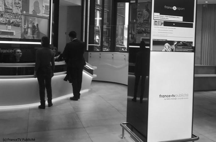 FranceTV Publicité opte pour une infrastructure de stockage évolutive