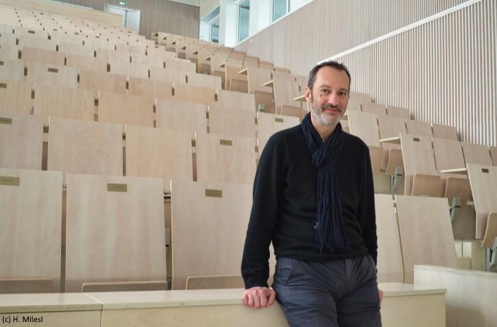 Télécom Paris met à profit les équipements de son nouveau campus pour l'enseignement hybride