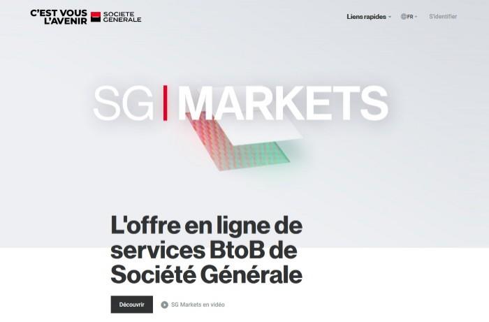 La Société Générale va distribuer un SaaS de gestion de trésorerie