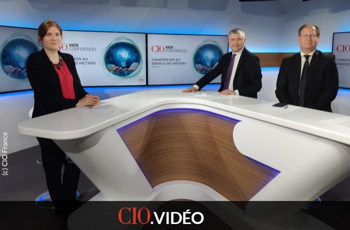CIO Innovation : le replay de la webconférence