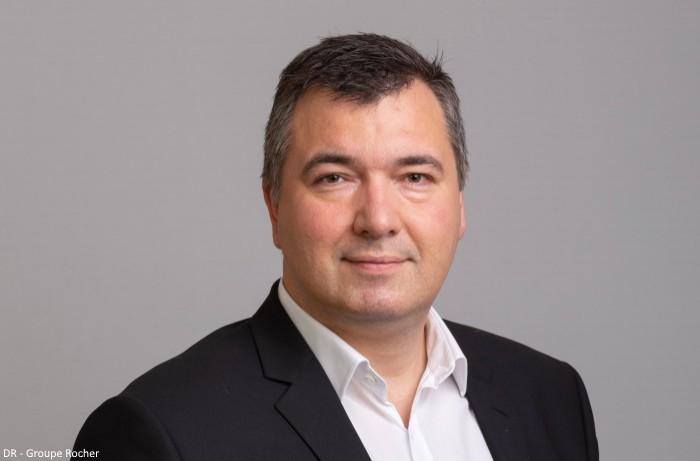 Jérôme Etienne rejoint le groupe Rocher comme RSSI groupe