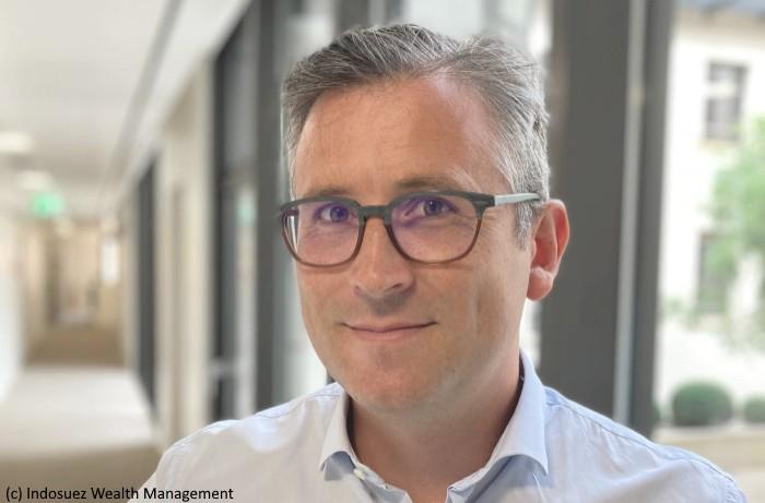 Indosuez Wealth Management collabore mondialement en ligne dans le respect des règles bancaires