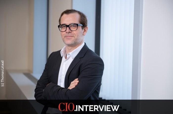 Vincent Champain (ComEx IT, Framatome) : « il faut d'abord la performance des processus, le digital ensuite. »