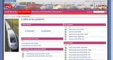 La SNCF informe ses partenaires commerciaux par un extranet sécurisé