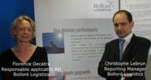 Bolloré Logistics pilote ses coûts liés aux ressources humaines