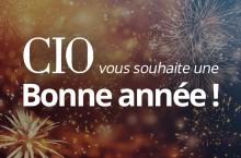 Bonne année 2018!