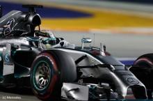 Mercedes-AMG Petronas Motorsport protège ses données critiques dans le cloud