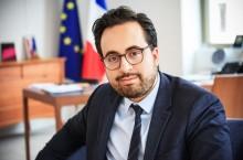 Mounir Mahjoubi (secrétaire d'Etat chargé du numérique) : « nous voulons faire de la France un champion du numérique »