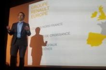 Renault choisit d'être guidé par les données