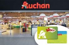 Auchan défie ses clients fidèles avec de l'IA