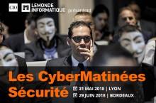 Lyon et Bordeaux : les témoins des CyberMatinées Sécurité