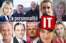 Le Monde Informatique appelle à voter pour la personnalité IT de l'année 2018