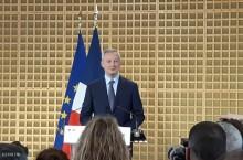 Bruno Le Maire: «la France connaît un retard en digitalisation et en robotisation»