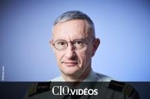 Colonel Claude Chary (Responsable numérique, Armée de Terre): «nos premières contraintes sont la sécurité et l'accès»