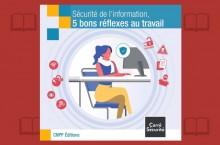 Une brochure pour rappeler aux utilisateurs les bonnes pratiques en sécurité