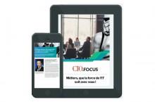 CIO.focus n°160 : Métiers, que la force de l'IT soit avec vous !