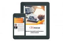 CIO.focus n°163: Innover et garantir la performance, un duo à assurer