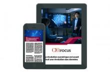 CIO.focus n°168 : La révolution numérique est avant tout une révolution des données