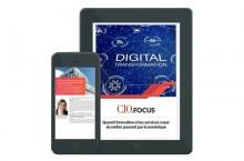 CIO.focus n°176: Quand l'innovation et les services coeur de métier passent par le numérique