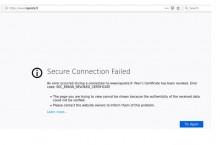 LaPoste.fr victime d'un certificat SSL révoqué