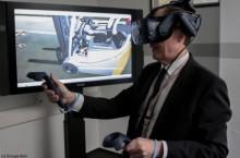 Le groupe Kion conçoit et teste ses produits à l'aide de la réalité virtuelle